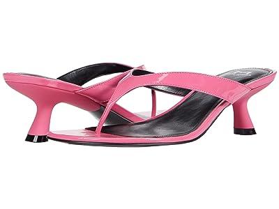 Marc Fisher LTD Dahila (Medium Pink Patent) Women