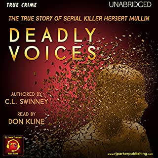Deadly Voices audiobook cover art