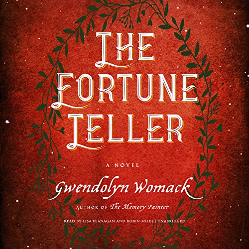 The Fortune Teller audiobook cover art