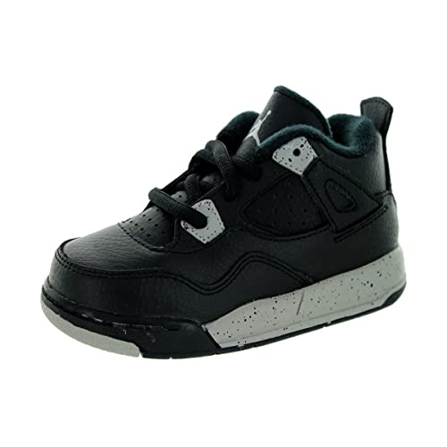 12be901b86f5 NIKE Air Jordan 4 Retro LS BT Infant Toddler Trainers 707432 Sneakers Shoes