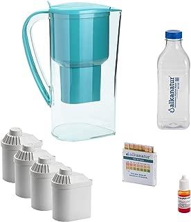 Pack Alkanatur para alcalinizar, depurar e ionizar agua. pH