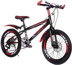 Hmazy 【Fast Shipment】 24-inch Mountain Bike, Folding Fariable Speed Bicycle Women Men Adult Student Ultra Light Portable Bike, All-Terrain City Road Smooth Bike MTB