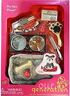 Our Generation - Pet Care Playset - Pamper Your Puppy!