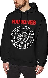 Men's Hooded Sweatshirt The Ramones Logo Unique Original Style