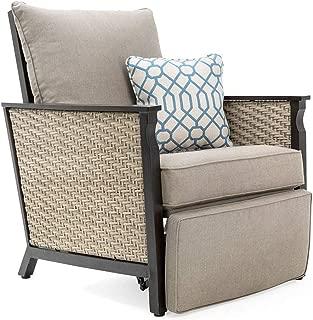 La-Z-Boy Outdoor ACLNR6 Chair, Cast Shale
