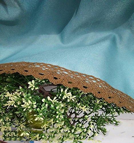 TINE HOME CURTAINS Romeinse gordijn strik gaas koffie gordijn keuken kort gordijn halfschaduw klein gordijn voor huisdecoratie staaf zak