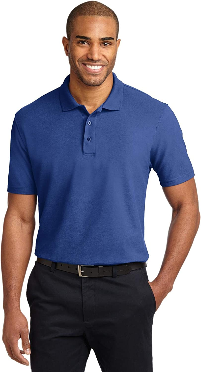 Port Authority Men's Tall Stain Resistant Polo