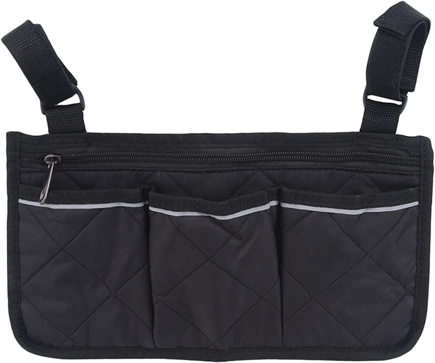 Sevenfly Bargain Wheelchair Side Organizer Storage for Pouch Max 75% OFF Back Bags o