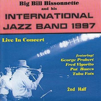 "Big Bill Bissonnette and His International Jazz Band 1997 - ""Live"" Second Half"