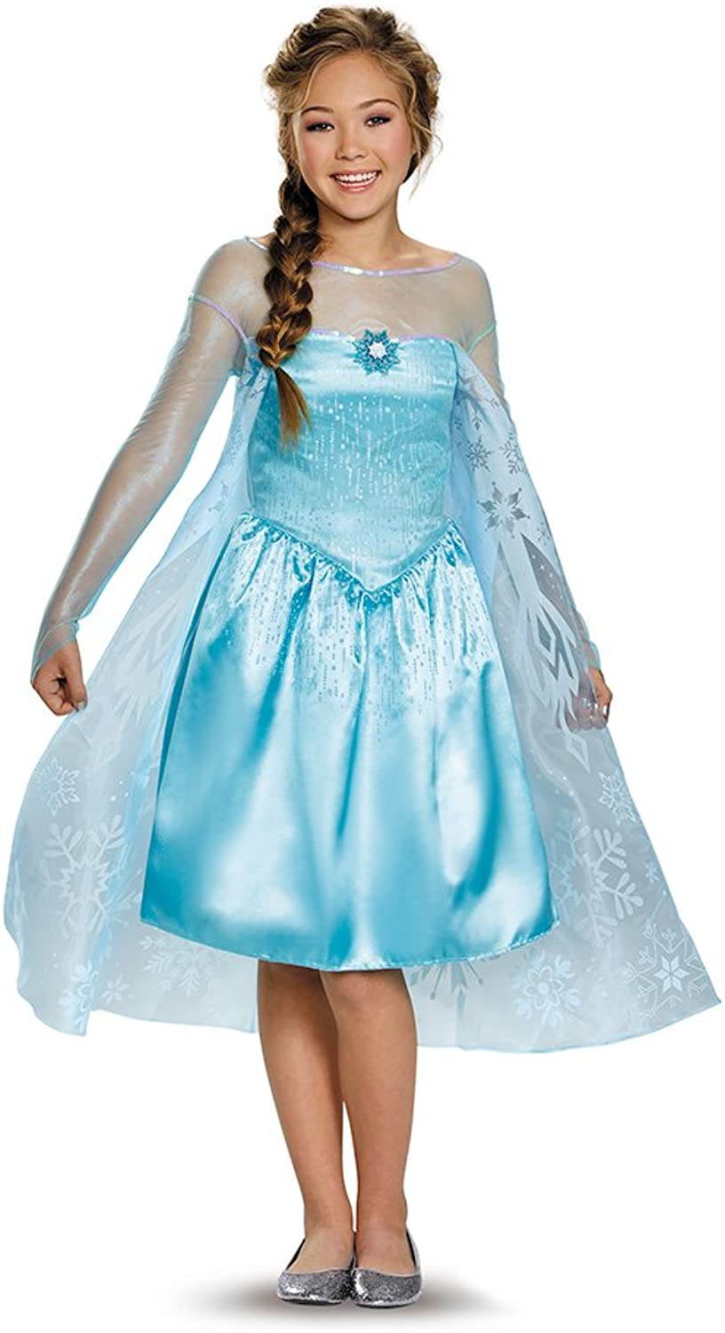 Disguise Costumes Elsa Tween Costume, X-Large (14-16), One color