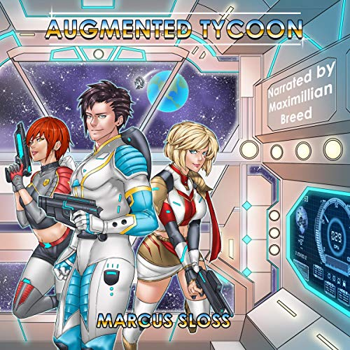 Augmented Tycoon  By  cover art