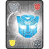 Transformers 5 Plush Throw Blanket - 46' x 60'
