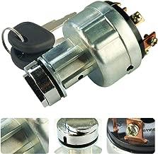 KEYOPO Ignition Switch With Keys IS-52110 for Iseki Yanmar John Deere 780 785 665 1250 1050 850 900HC 650 Tractor