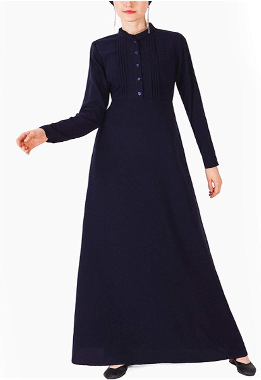 New arrival DSJTCH Muslim Dress Women Outwear Max 86% OFF Plus Size Abaya Robe Maxi Long