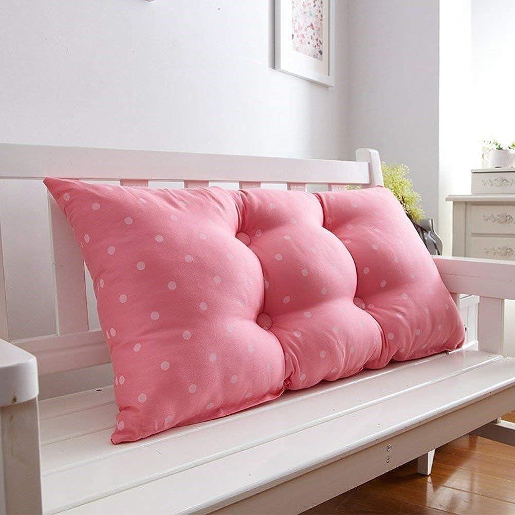 ピアノ解決ボウリングJIANHEADS ベッドサイド三角くさび、読書枕背部クッション背もたれ位置決め補助枕背もたれ枕 (Color : V, サイズ : 140x45cm(55x18inch))