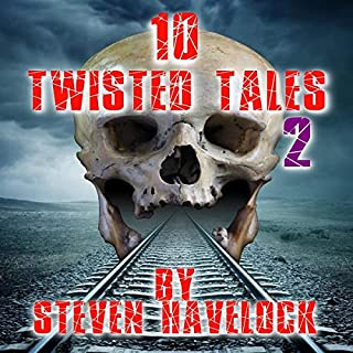 10 Twisted Tales: Volume 2 audiobook cover art