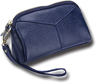 Women Purses Leather Wallets Elegant Clutch Girls Handbag with Card Slots
