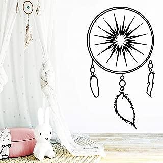 yaonuli Carillón de Viento Moderno Pegatinas de Pared Pegatinas Decorativas decoración de la casa vinilo54x97cm