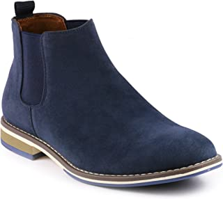 MC130 Men's Formal Dress Casual Ankle Chelsea Boot