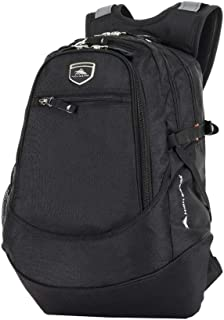 High Sierra Dallas Laptop Backpack, 47 Centimeters, Black