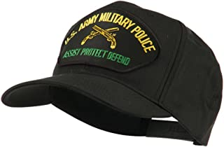 US Army Military Police Large Patch Cap