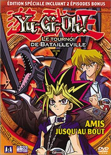 Yu-Gi-Oh ! - Saison 2, Partie 7 - Le tournoi de Batailleville : Amis jusqu'au bout