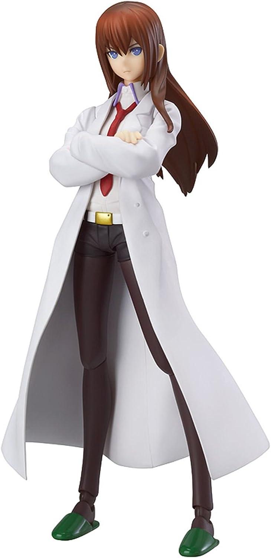 Unbekannt Steins Gate Figma Actionfigur Kurisu Makise White Coat Ver. 14 cm