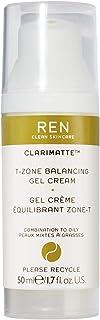 REN Clean Skincare Clarimatte T-Zone Balancing Gel Cream, 50ml