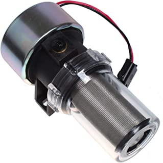 Notonmek Integral Filter Fuel Pump Diesel Pump 30-01108-03, 300110803, 417059, 41-7509 Fits for Thermo King MD KD RD TS URD XDS TD LND Units