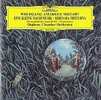 モーツァルト:セレナード「アイネ・クライネ・ナハトムジーク」「セレナータ・ノットゥルナ」 他