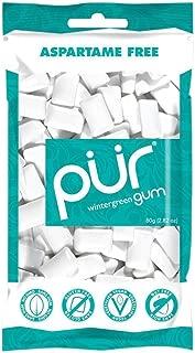 Pur Gum, Wintergreen Mint, 2.72-Ounce, 2 Pack