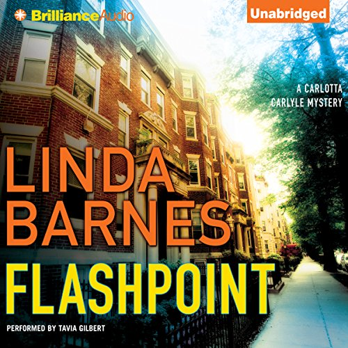 Flashpoint audiobook cover art