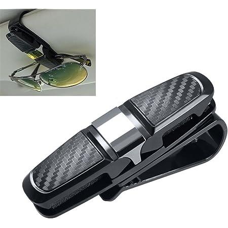 Brillenhalter Für Auto Sonnenblende Sonnenbrillen Brillen Mit Kartenkarten Clip Auto