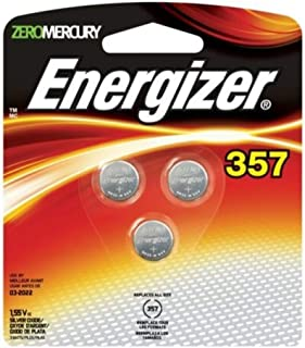 Energizer Products - Batteries, For Watches and Calculator, 1.5 Volt, 3/PK - Sold as 1 PK - Batteries are designed for use in watches, car alarms, calculators, PDAs, electronic organizers, electronic books, pet collars, medical devices such as digital thermometers and glucose monitors, sporting goods such as pedometers, calorie counters and stopwatches and hardware devices such as tape measures, stud finders and electronic levels.