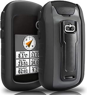 TUSITA Case with Screen Protector for Garmin eTrex 10 20 20X 30 30X - Silicone Protective Cover Skin - Handheld GPS Naviga...
