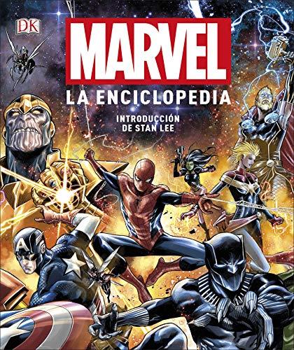 Enciclopedia de la saga Marvel