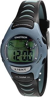 TIMETECH Women Sports Glow in The Dark Digital Watch with Chronograph