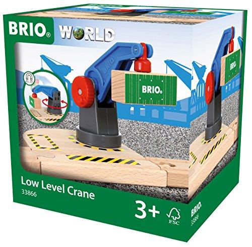 BRIO Bahn 33866 - Eisenbahn-Magnetkran