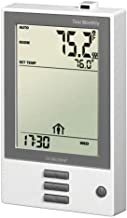ThermoSoft 7 Day Intuitive Programmable Thermostat with Floor Sensor for 120 or 240-Volt Floor Heating Systems
