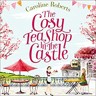The Cosy Teashop in the Castle cover art