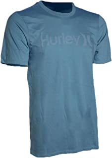 Hurley Men's One & Only Push Through Tee