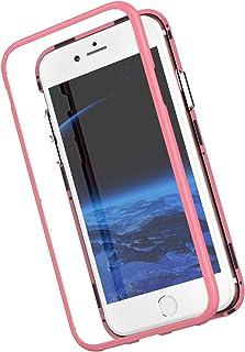 Funda iPhone 7,Carcasa iPhone 8 Suave Silicona,Okssud Moda Azul Tela Creativa Dise/ño Escoc/és Estilo Square Patr/ón Ultra Delgado TPU Anti-Rasgu/ño Case