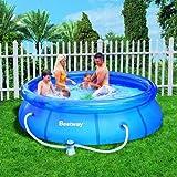 Bestway Fast Set Clear Pool