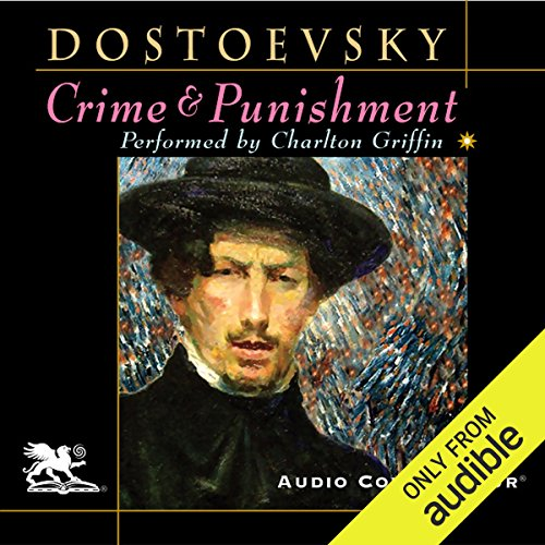 Crime and Punishment (Audio Connoisseur Edition) audiobook cover art
