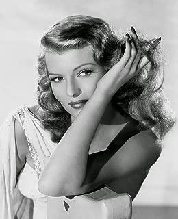 8 x 10 Gloss Photo Rita Hayworth Stunning