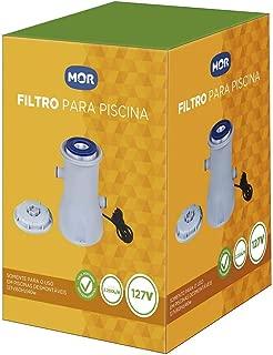 Filtro Para Piscina 2.200 L/h 220v Mor