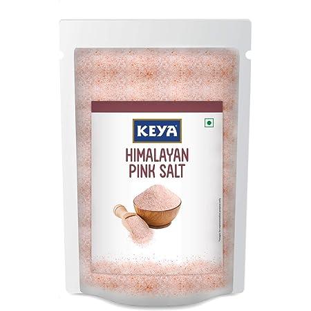 Keya Himalayan Pink Salt , 1kg Pack
