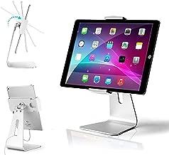 AboveTEK Elegant Tablet Stand, Aluminum iPad Stand Holder, Desktop Kiosk POS Stand for..