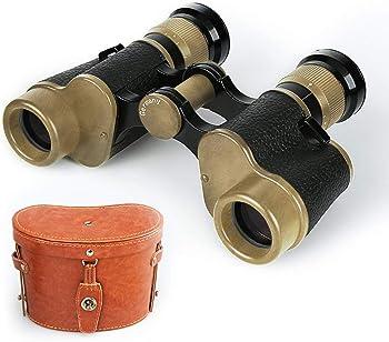 Tsumbay 6x24 Wide Angle HD Waterproof Military Marine Binocular