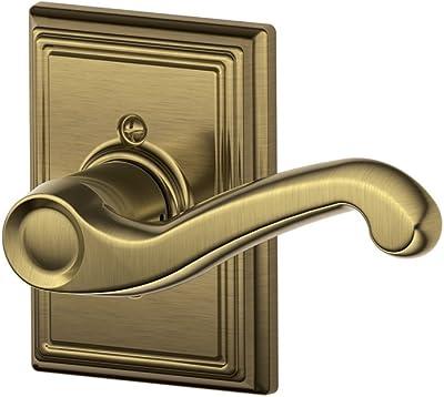 Schlage Lock Company F170FLA605WKFLH Flair Wakefield Lever